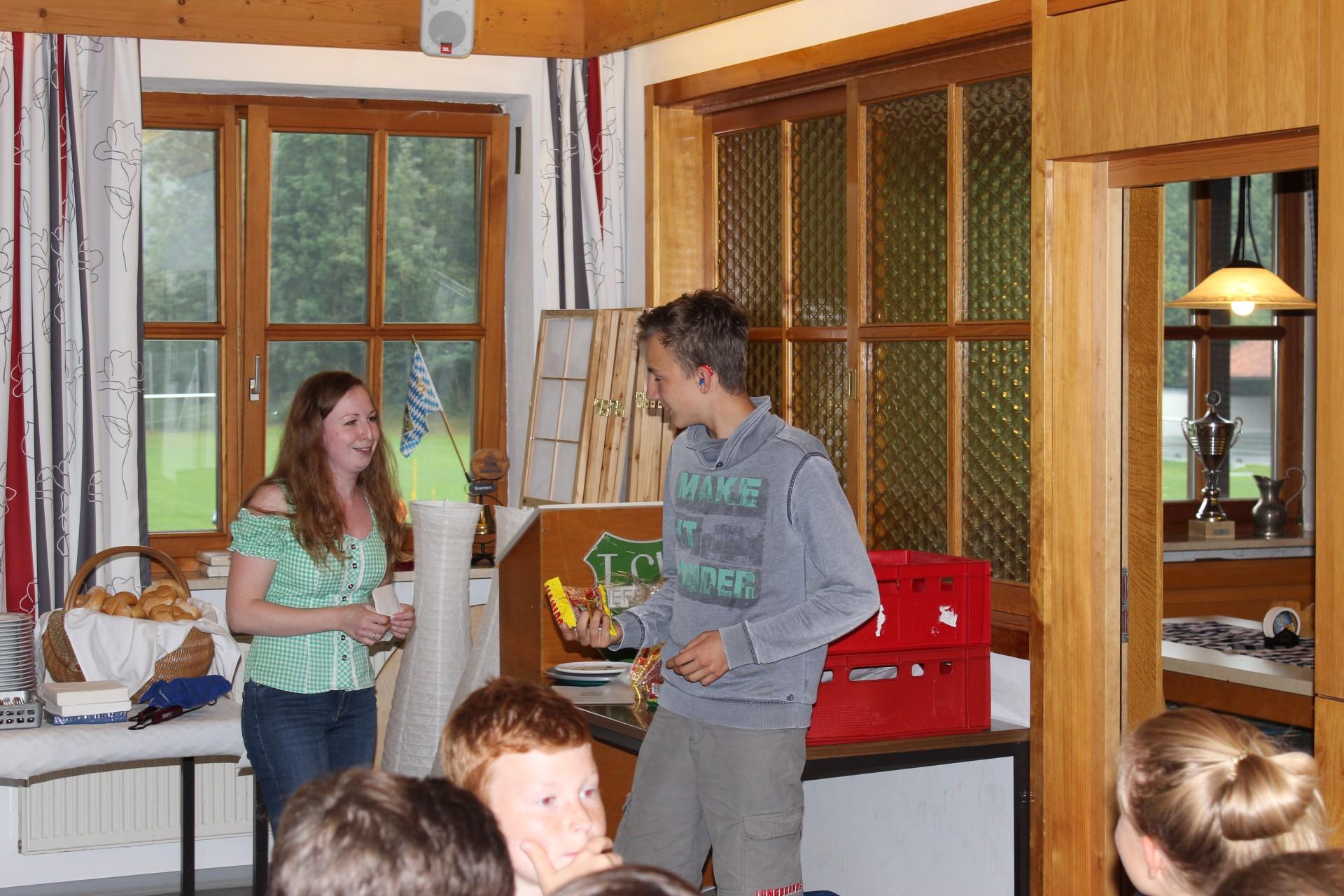 Yannick Gebauer gewinnt die Nachwuchswertung
