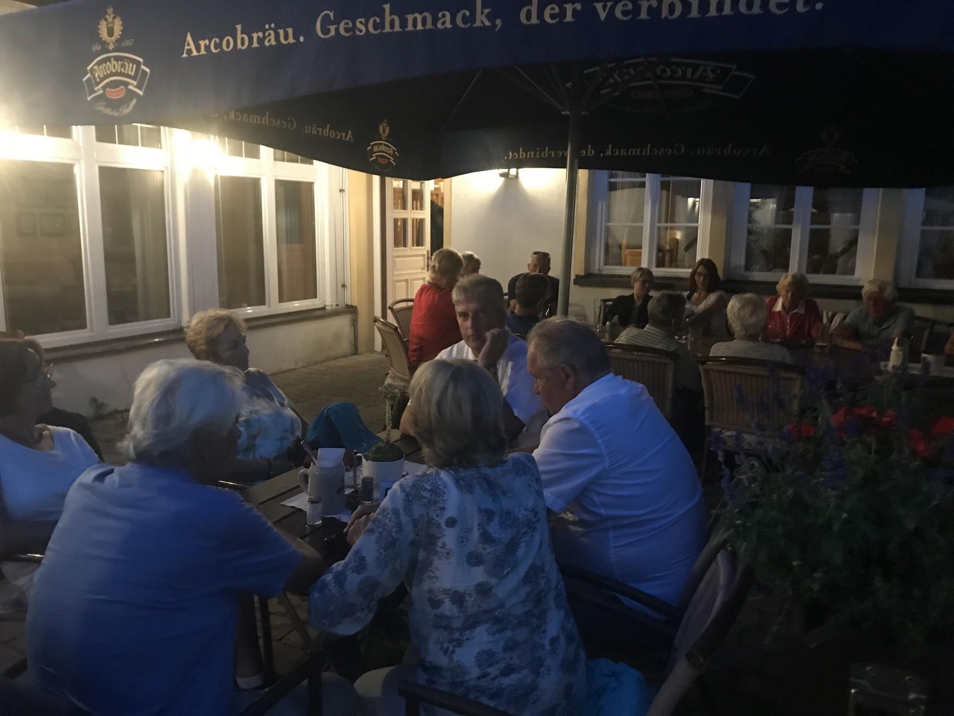 Gemütlicher Ausklang in Straubing 4