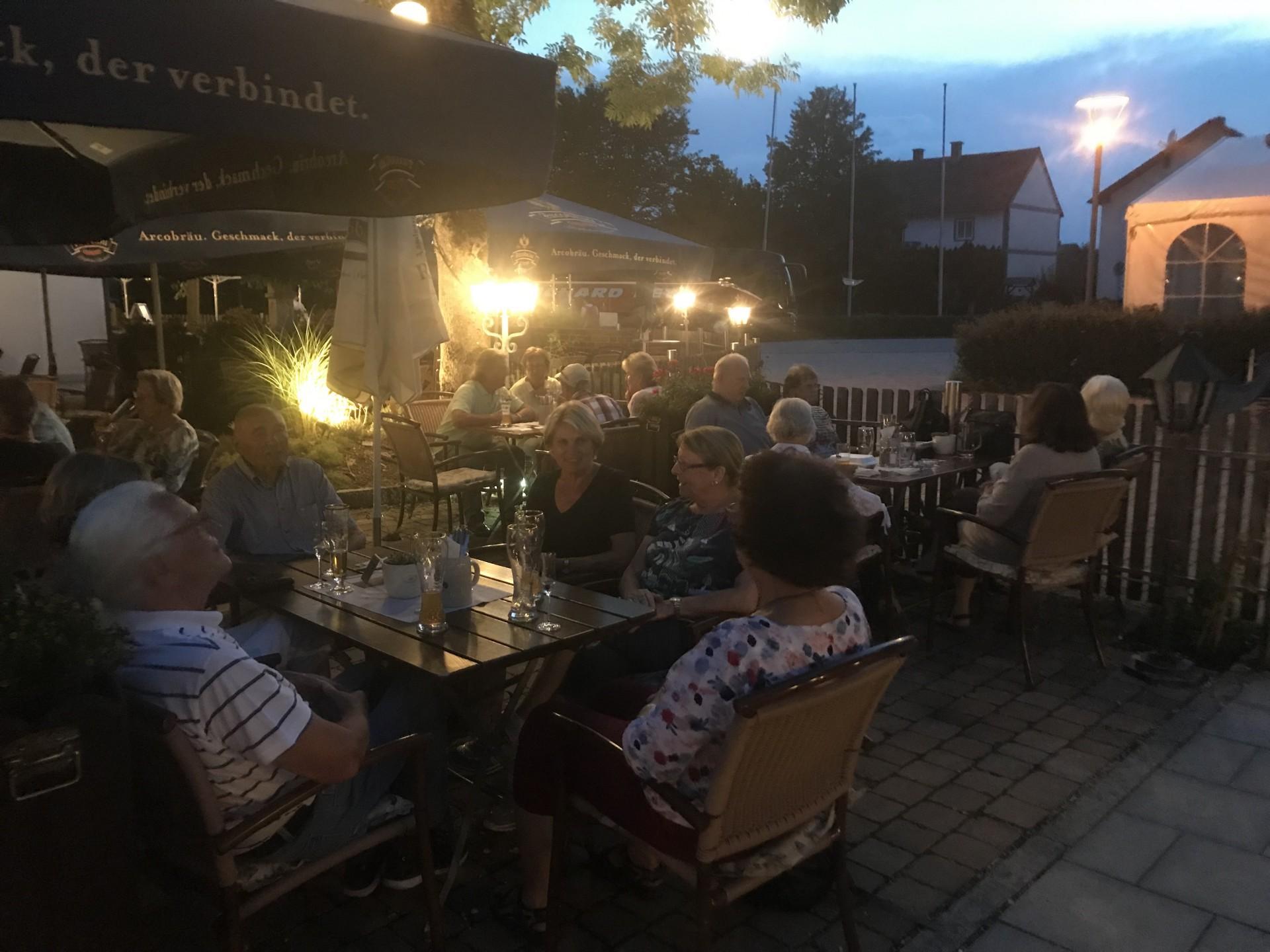 Gemütlicher Ausklang in Straubing 3
